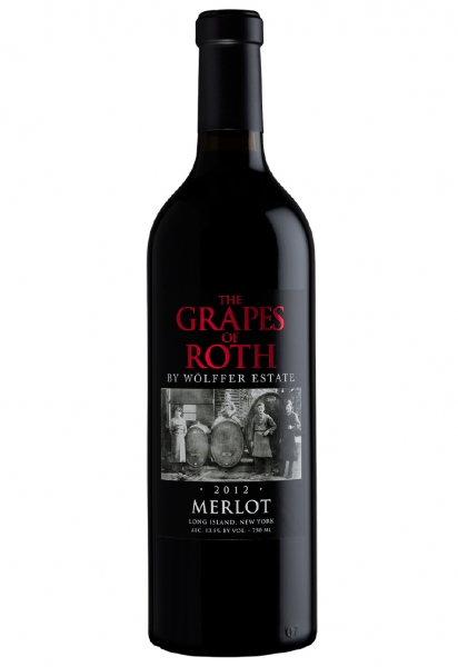 2016 Grapes of Roth Merlot Wölffer Estate Long Island