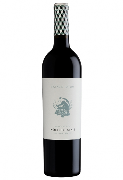 2015 Fatalis Fatum Wölffer Estate Long Island