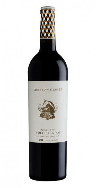2013 Christian`s Cuvee Merlot Wölffer Estate Long Island