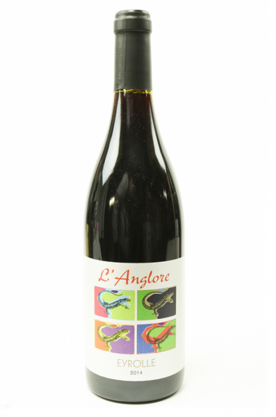 2014 Eyrolle L´Anglore Eric Pfifferling Tavel
