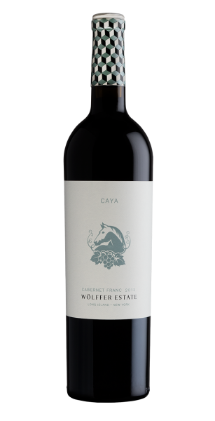 2014 Caya Cabernet Franc Wölffer Estate