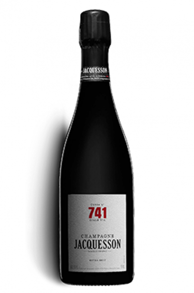 No 741 Champagne Extra Brut Jacquesson Champagner