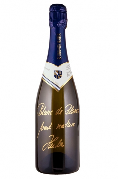 Blanc de Blancs Brut Nature 2011 Bernhard Huber