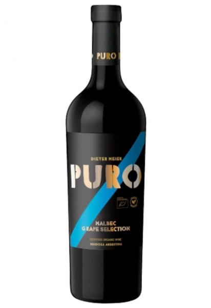 2015 PURO Malbec Grape Selection Dieter Meier -BIO- Argentinien