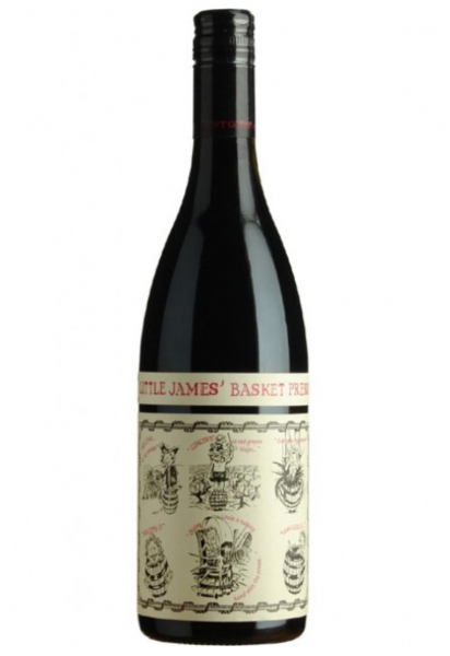 Little James Basket Press Rouge Saint Cosme Rhone