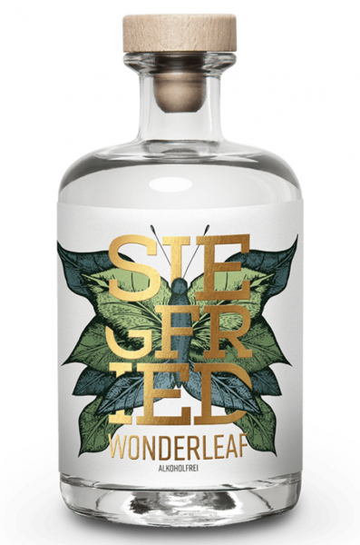 Siegfried Wonderleaf alkoholfrei 500ml