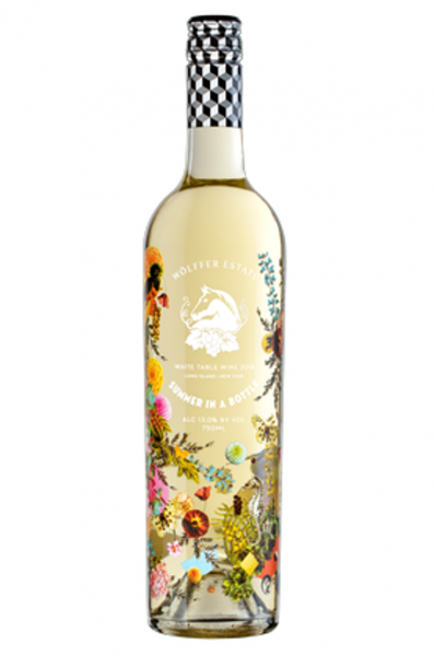 2019 Summer in a Bottle White Wölffer Estate Long Island
