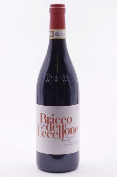 2017 Bricco dell`Uccellone Barbera d`Asti Braida