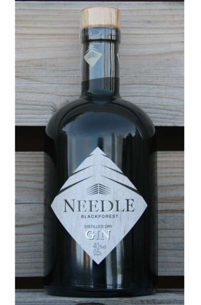 NEEDLE Black Forest Dry Gin