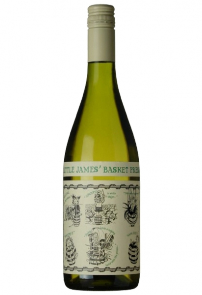 2017 Little James Basket Press blanc Saint Cosme Rhone