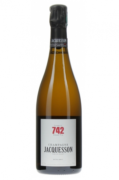 No 742 Champagne Extra Brut Jacquesson Champagner