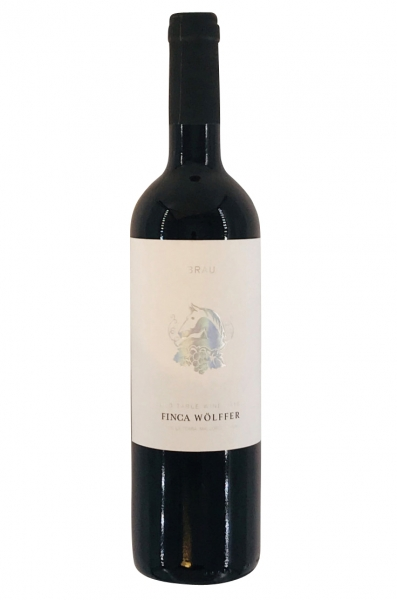 2015 BRAU Red Wine Finca Wölffer Mallorca