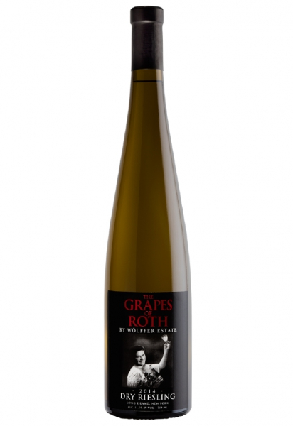 2017 Grapes of Roth Dry Riesling Wölffer Estate